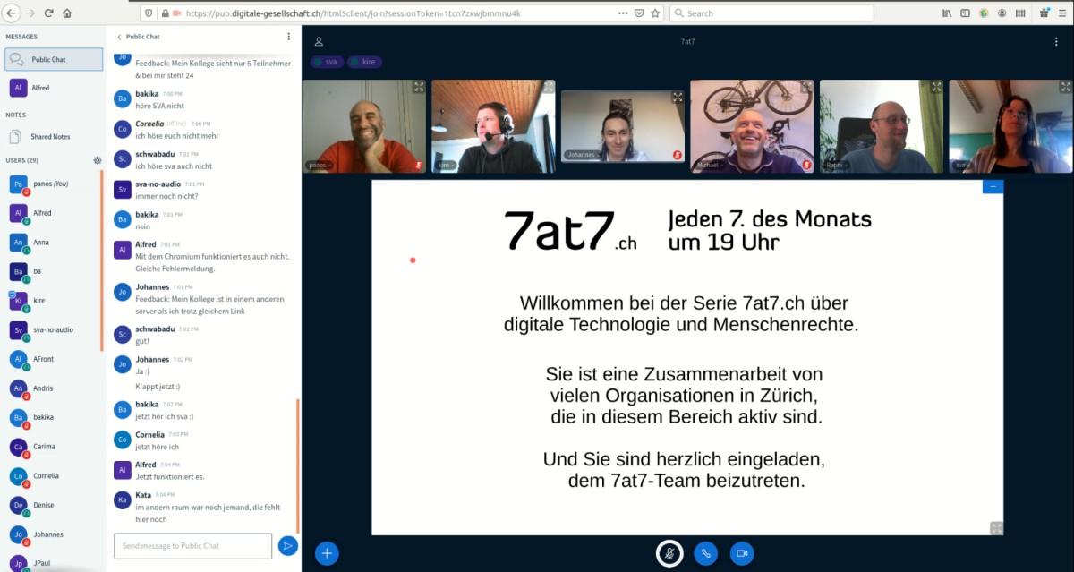 سیستم ویدیو کنفرانس بیگ بلو باتن 2.3.1